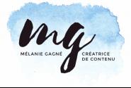 Mélanie Gagné - Créatrice de contenu