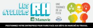 DEMI-JOURNÉE: LES ATELIERS RH @ Hôtel Rimouski | Rimouski | Québec | Canada
