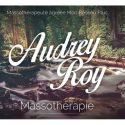Clinique de massothérapie Audrey Roy