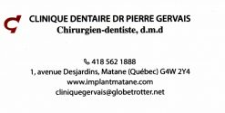 Clinique dentaire Pierre Gervais