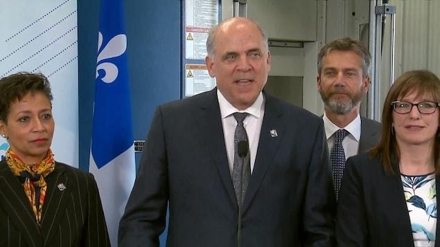 Le gouvernement Legault lance sa réforme d'Investissement Québec
