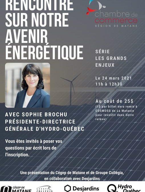 Une activité unique au Bas-Saint-Laurent!…